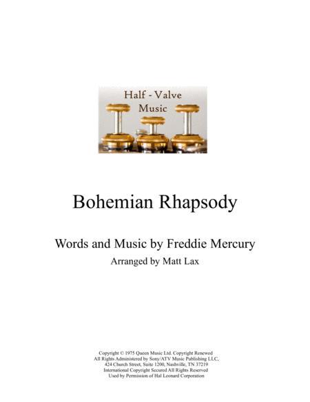 Bohemian Rhapsody (Brass Septet)