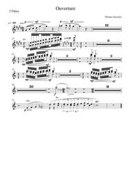 Ouverture/Flute PART