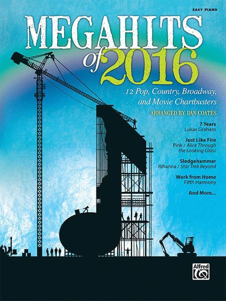 Megahits of 2016