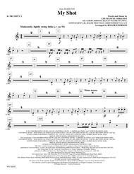 My Shot - Bb Trumpet 2
