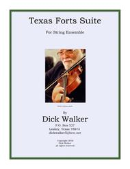 Texas Forts Suite