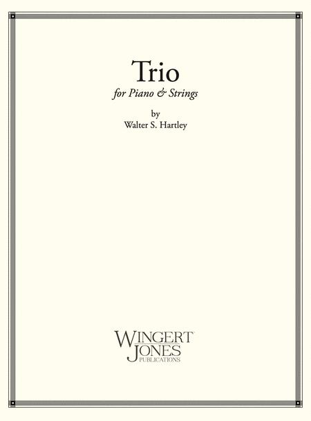 Trio For Piano and Strings