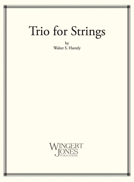 Trio For Strings