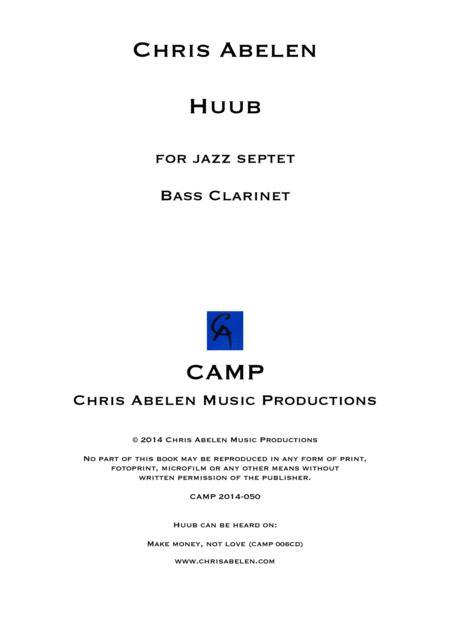Huub - Bass Clarinet