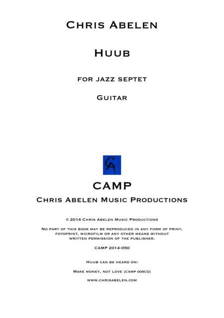 Huub - Guitar
