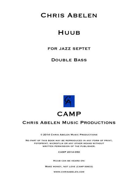 Huub - Double Bass
