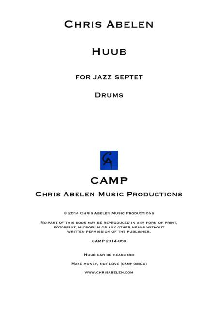 Huub - Drums