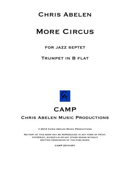 More circus - trumpet