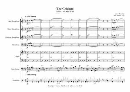 The Chicken with Soul Intro - Jaco Pastorius
