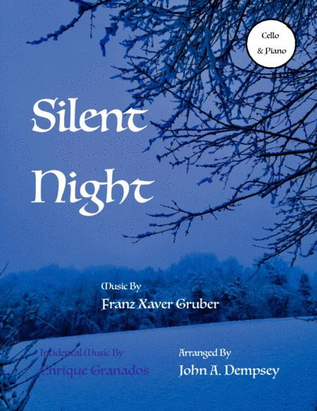 Silent Night (Duet for Cello and Piano)