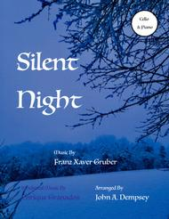 Silent Night (Cello and Piano)