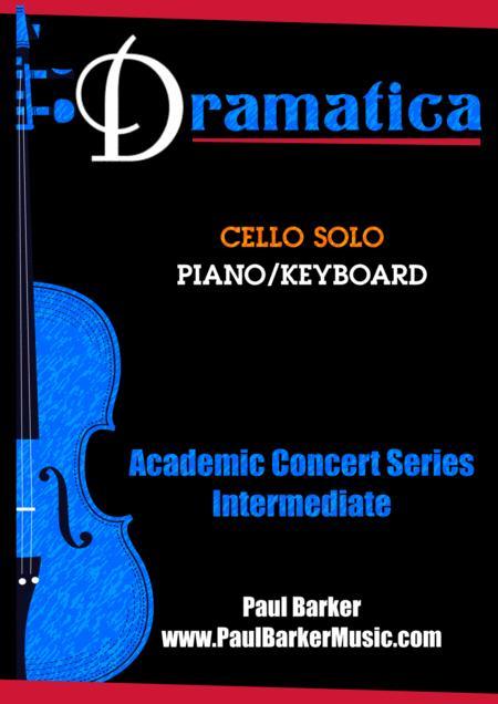 Dramatica for Cello Solo (Score & Parts)