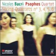 Quatuors Nos. 3-6