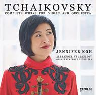 Tchaikovsky: Complete Works for Vioin & Orchestra