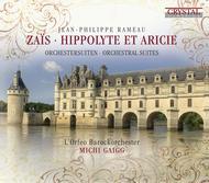 Zais & Hippolyte et Aricie
