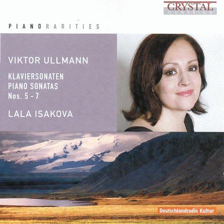 Piano Sonatas Nos. 5 - 7