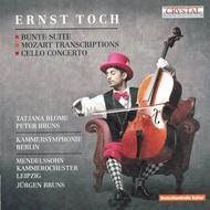 Bunte Suite; Mozart Transcriptions