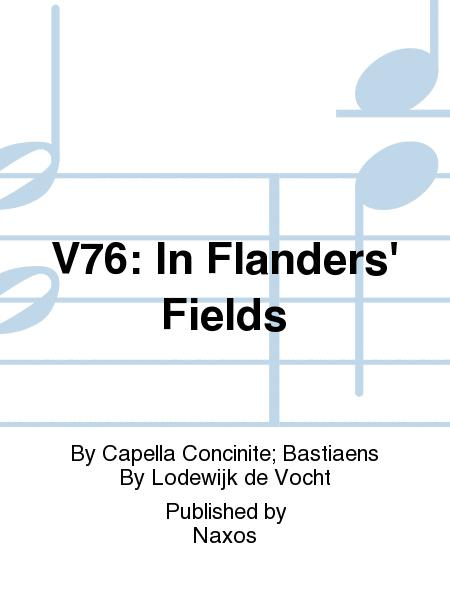 V76: In Flanders' Fields