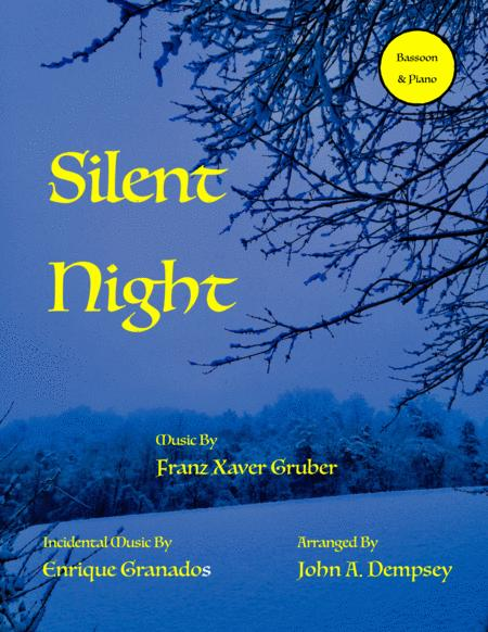 Silent Night (Bassoon and Piano Duet)