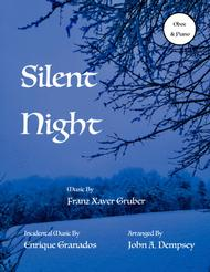Silent Night (Oboe and Piano)