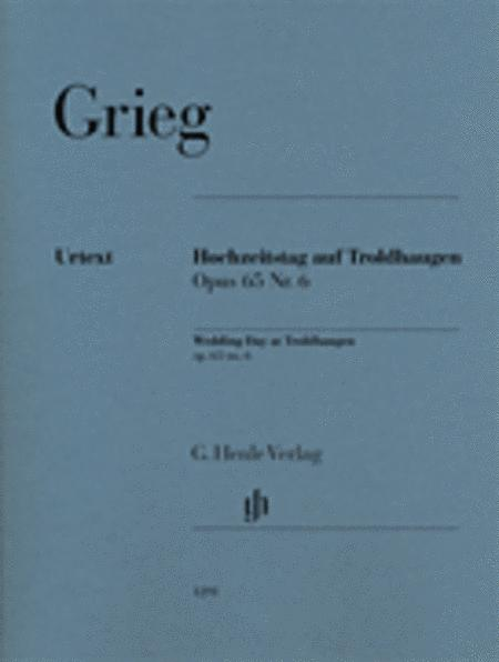 Wedding Day at Troldhaugen, Op. 65 No. 6