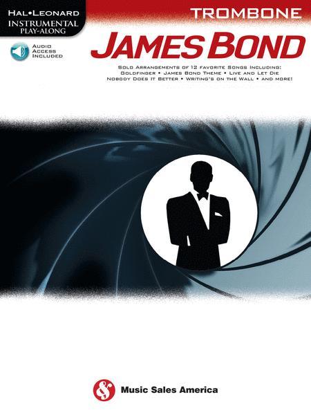 Hal Leonard Instrumental Play-Along - James Bond