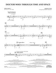 Doctor Who: Through Time and Space - Percussion 3