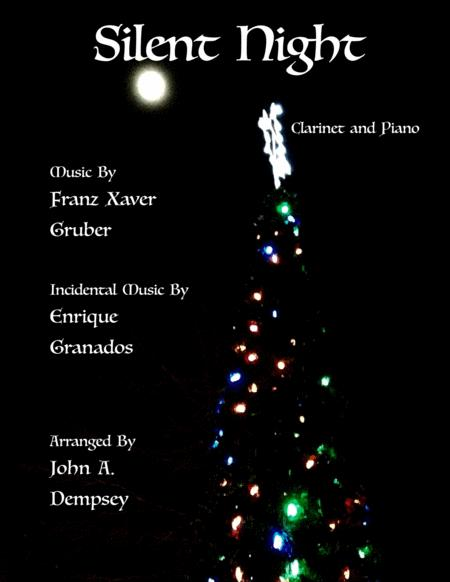 Silent Night (Duet for Clarinet and Piano)