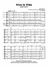 Viva la Vida - Cold Play - Clarinet Quintet