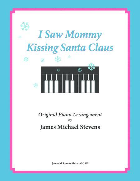 I Saw Mommy Kissing Santa Claus (Christmas Piano)