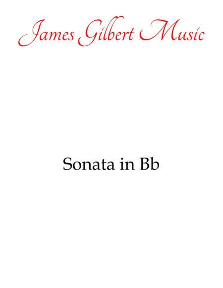 Sonata in Bb Major (K. 333)
