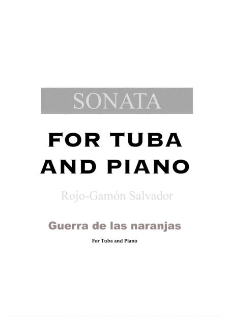 SONATA (For tuba and piano)