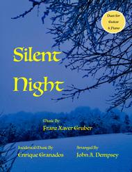 Silent Night (Guitar and Piano Duet)