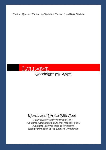 Lullabye (Goodnight, My Angel)