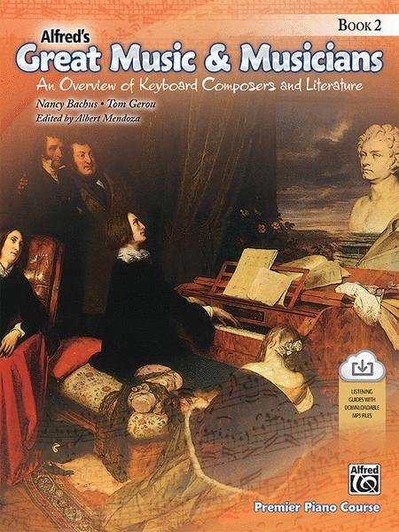 Alfred's Great Music & Musicians, Book 2