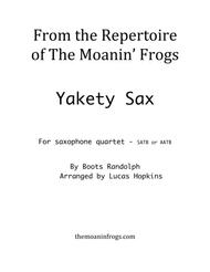 Yakety Sax - Saxophone Quartet