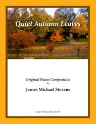 Quiet Autumn Leaves - Piano Solo