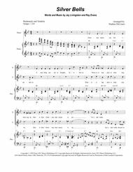 Silver Bells (Duet for Soprano and Tenor Solo)