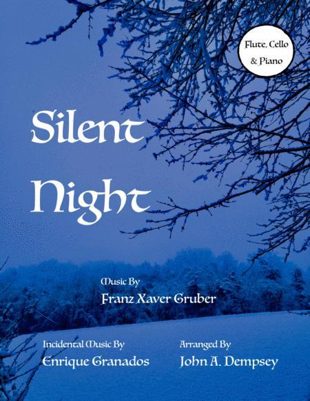 Silent Night (Trio for Flute, Cello and Piano)
