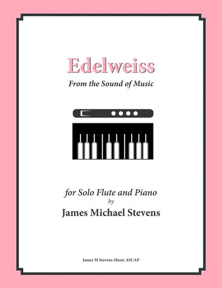 Edelweiss - Flute & Piano