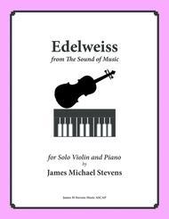 Edelweiss - Violin & Piano