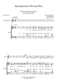 Hymn Concertato 'Amazing Grace' with 'The Last Post'