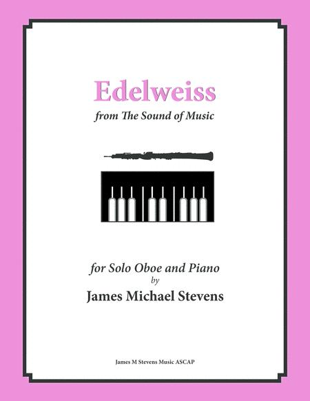 Edelweiss - Oboe & Piano