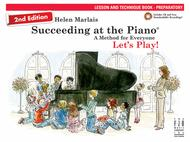Succeeding at the Piano, Lesson & Technique Book (with CD) Preparatory