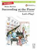 Succeeding at the Piano