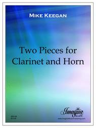 Two Pieces for Horn & Clarinet
