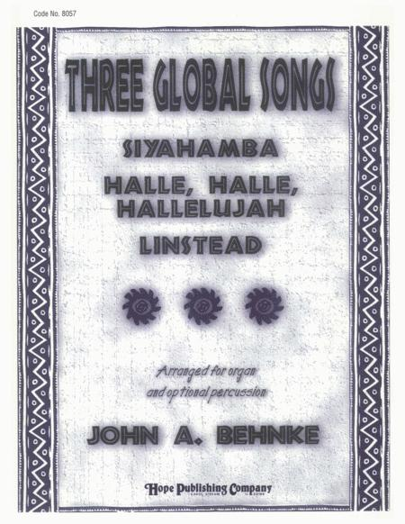 Three Global Songs for Organ