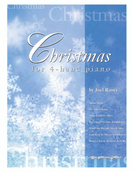 Christmas for 4-Hand Piano