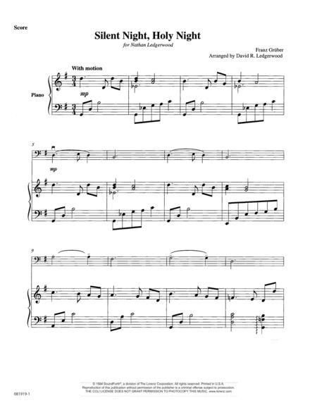 Silent Night, Holy Night - Viola Solo