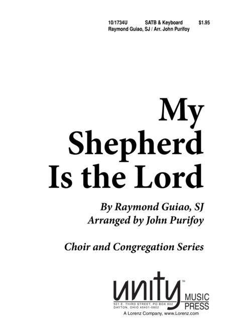 My Shepherd is the Lord